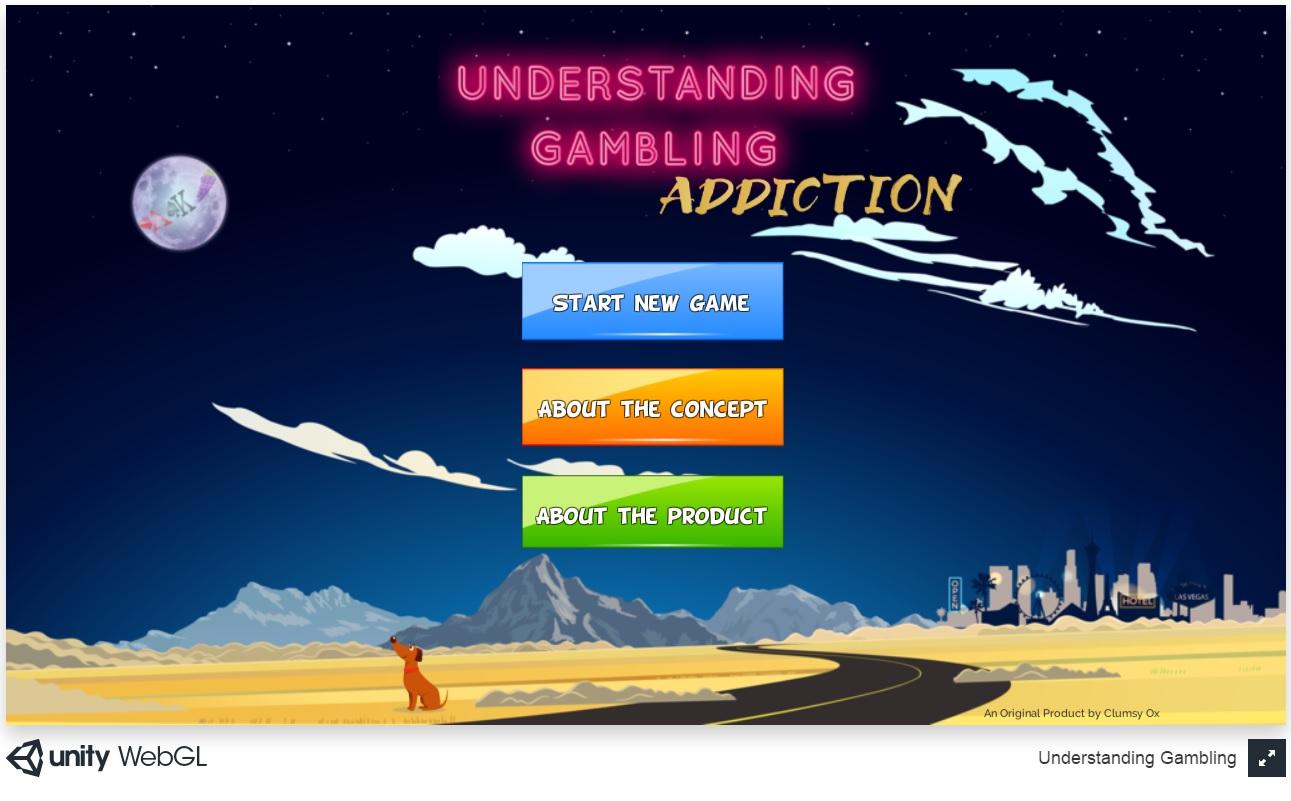 Understanding Gambling (Main Menu)